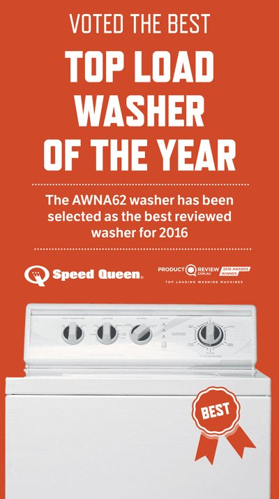 Speed Queen domestic top loader washer sales Geelong